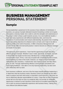 great-business-management-personal-statement-example