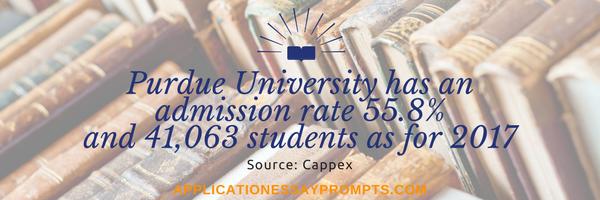 purdue university admission statisitcs