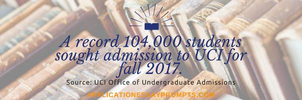 university of california admission statistics