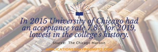 Custom university admission essay chicago